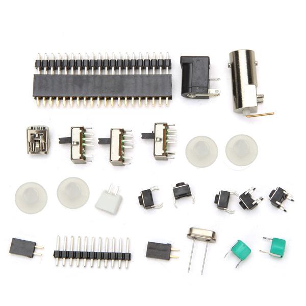 original jyetech dso138 diy digital oscilloscope unassembled kit smd Source · Orignal JYE Tech DSO138