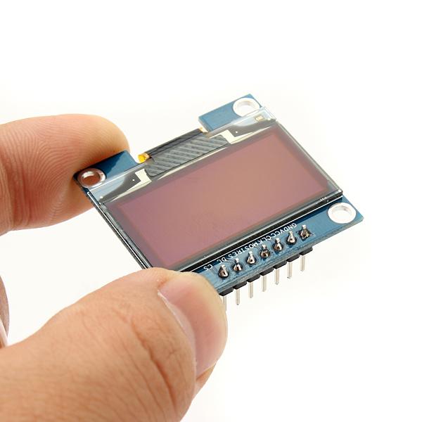 1 3 Inch 7Pin White OLED 12864 IIC I2C Interface LCD Display Module For  Arduino